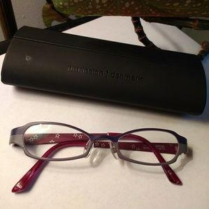 Prodesign Denmark reader glasses!
